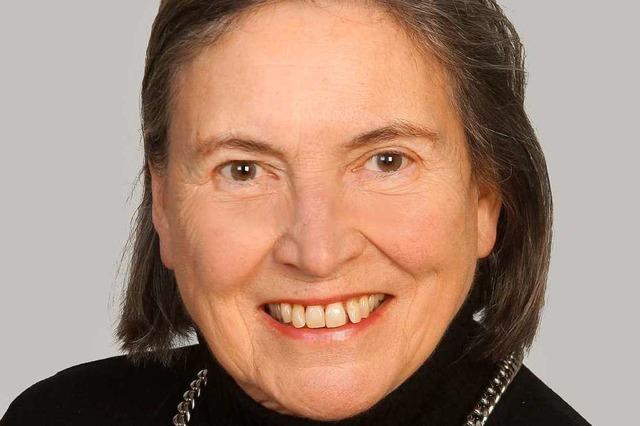 Gisela Gassenmann (Münstertal)
