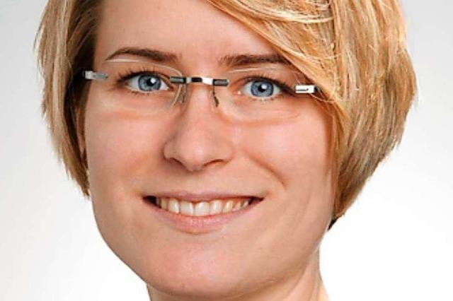 Daniela Blank, geboren Hertenstein (Mahlberg)