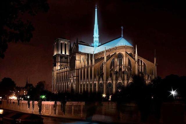 Wie soll Notre Dame in Zukunft aussehen?