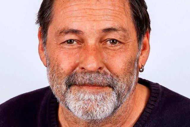 Dieter Vollmer (Zell im Wiesental)