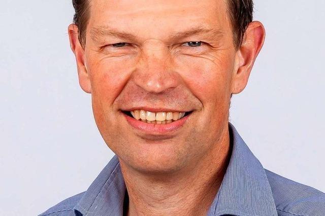 Werner Ganter (Zell im Wiesental)