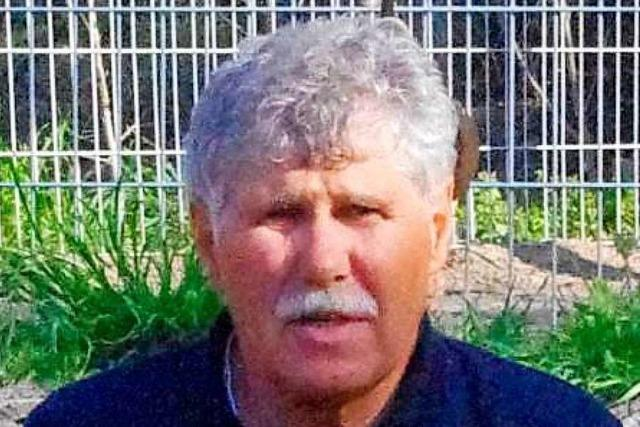 Wolfgang Mössner (Ihringen)