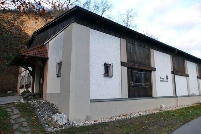 Das Weingut des Kalkwerks Istein lädt zum Fest und Kabarettprogramm