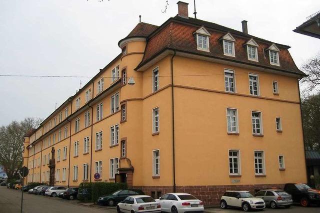Der Landkreis kauft die Badische Malerfachschule in Lahr