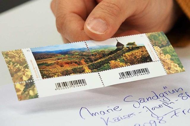 Europas schönste Briefmarke kommt aus Südbaden