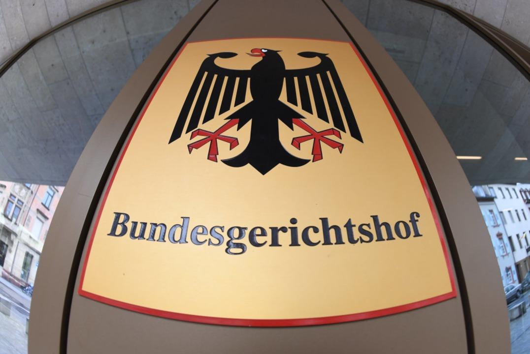 Der Bundesgerichtshof verwies das Verfahren ans Freiburger Landgericht zurück.  | Foto: dpa