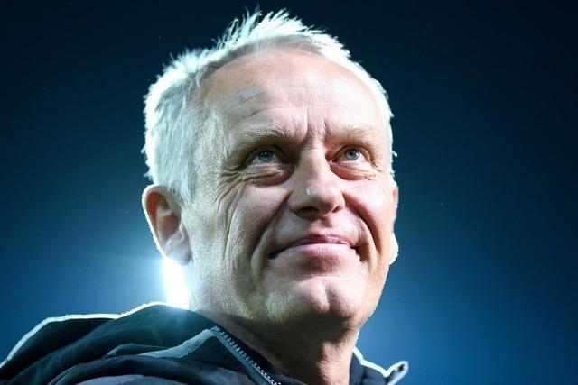 Christian Streich: Der Abstieg war gut für die Entwicklung einiger Spieler