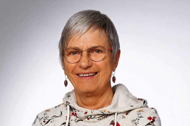 Gisela Sevecke (Schopfheim)