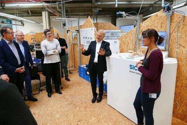 Sick AG betreibt eine Ideenschmiede für die Industrie 4.0