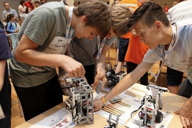 Regionalwettbewerb für Schüler in Waldkirch