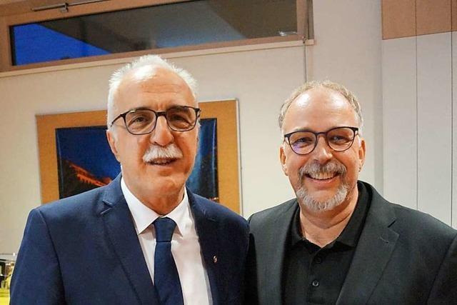 Frank Ehret ist neuer Präsident des Blasmusikverbands Ortenau