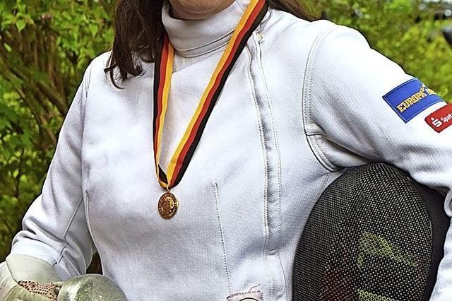 Judith Stihl souverän deutsche Seniorenmeisterin