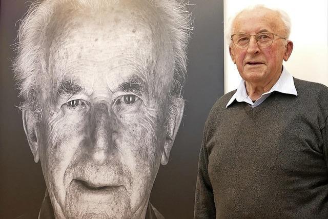 Gesichter erzählen Geschichten: 15 betagte Schwarzwälder im Porträt