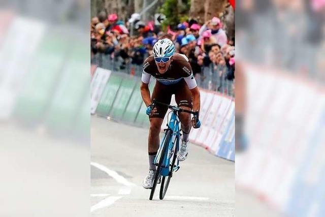 Giro d'Italia: Nico Denz bereit für den großen Moment