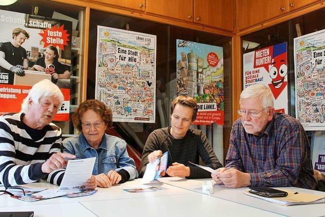 Die Linke Liste will mehr sozialen Wohnungsbau