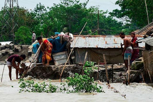 Die Katastrophenvorsorge in Indien hat sich verbessert