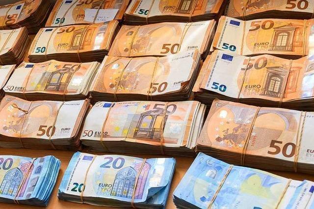 Niedrigere Steuerschätzung: Künftig müssen Prioritäten gesetzt werden