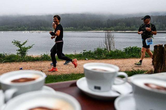 3000 Ausdauersportler laufen am Sonntag um den Schluchsee