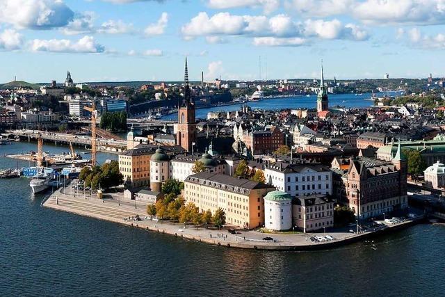 Genießen Sie Spätsommertage in Stockholm!