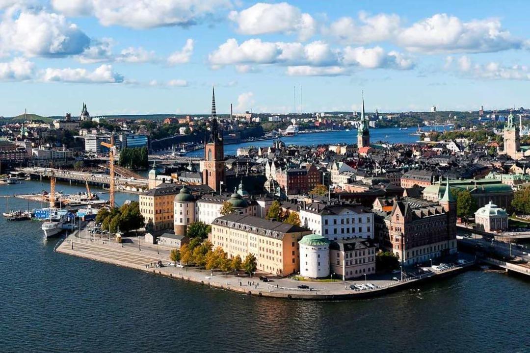 Stockholms Altstadt  | Foto: Henrik Trygg (imagebank.sweden.se)