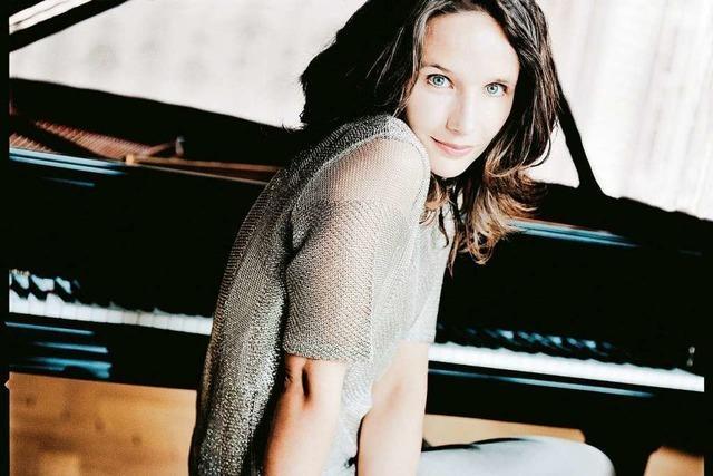BZ-Card verlost Tickets für den Klavierabend Hélène Grimaud