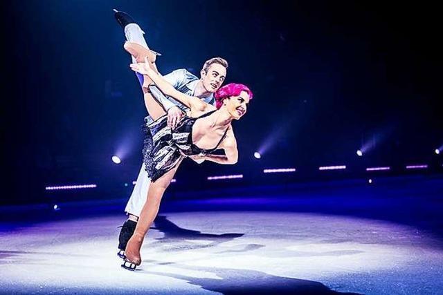 Zehn Euro Rabatt bei Holiday on Ice-Eisshow