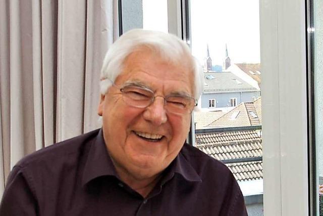 Nach einem Vierteljahrhundert im Gemeinderat ist Schluss für Hermann Burger