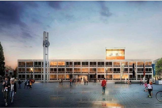 Teurer Rathausanbau in Weil: Architekten weisen Kritik zurück