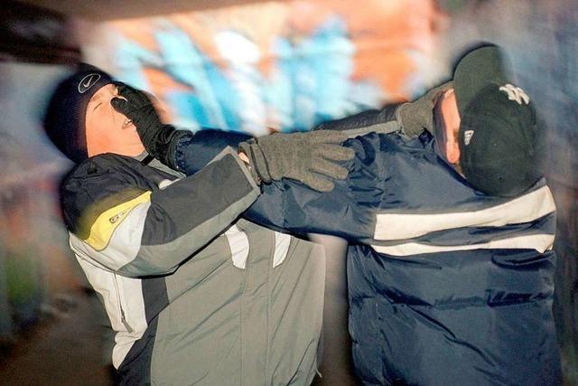 Widerstand bei der Festnahme: Mann bekommt Bewährungsstrafe