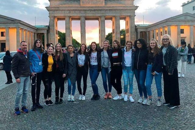 Bad Säckingens Basketballerinnen in Deutschland unter den Besten