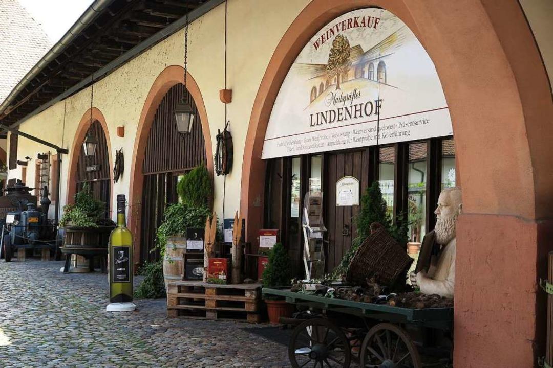 Der 1792 erbaute Lindenhof in Müllheim...auft werden, allerdings nicht sofort.   | Foto: Dorothee Philipp