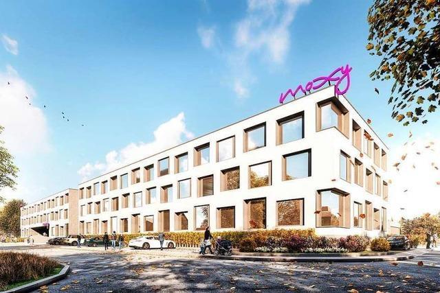 In Rust entsteht ein neuer Hotelkomplex