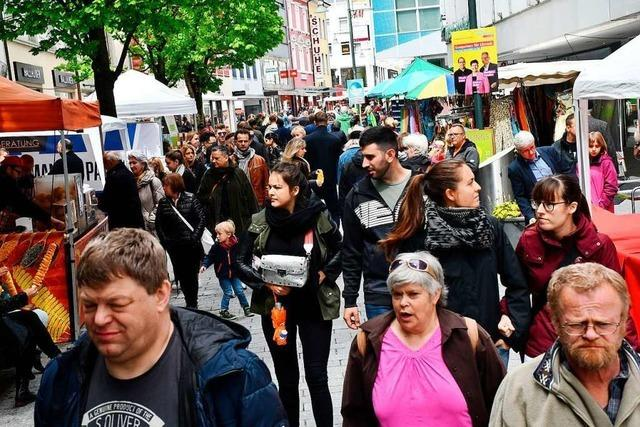 Welche Rolle soll Lörrach in Zukunft als Einkaufsstadt spielen?