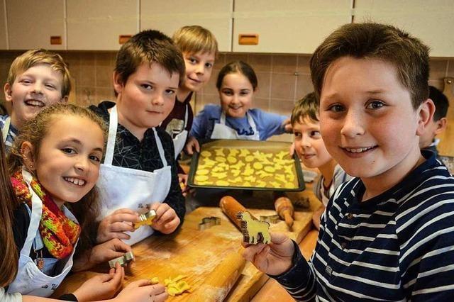 Hilfe von Profis für junge Köche