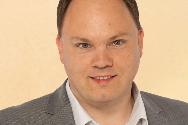 Michael Scheibel (Bad Bellingen-Rheinweiler)