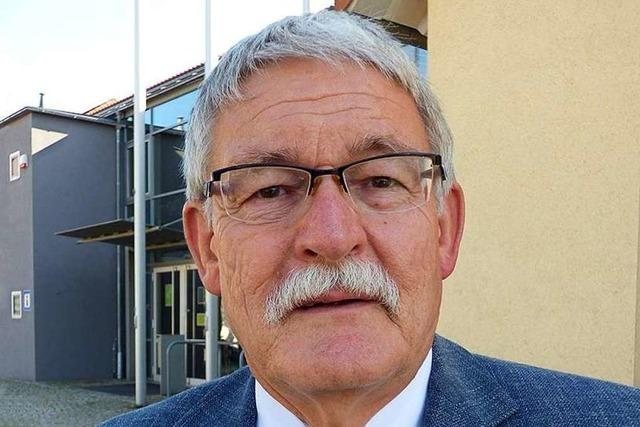 Heinz-Wolfgang Spranger (Ballrechten-Dottingen)