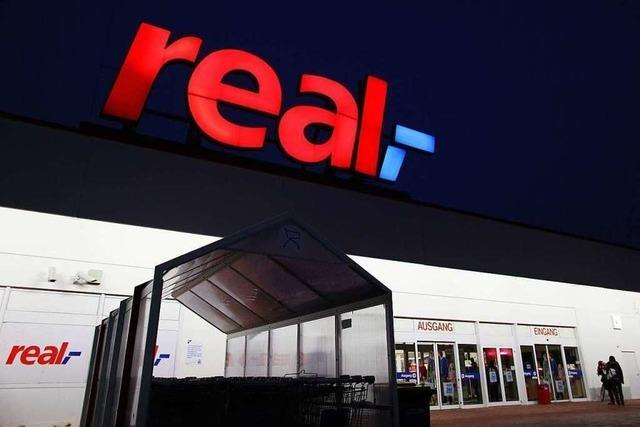 Die Zukunft der Supermarktkette Real bleibt ungewiss