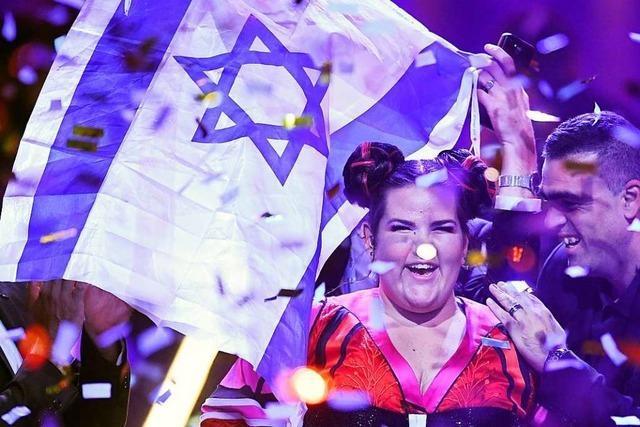 Raketen, Lieder, gute Laune – Tel Aviv vor dem Eurovision Song Contest