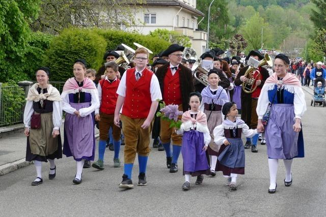Hausen feiert den Geburtstag Johann Peter Hebels