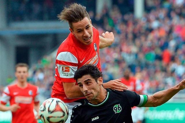 Sieben Spiele ohne Sieg: SC will in Hannover wieder gewinnen