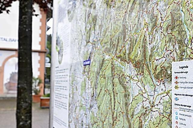 KANDERRAUSCHEN: Karte ohne Orte