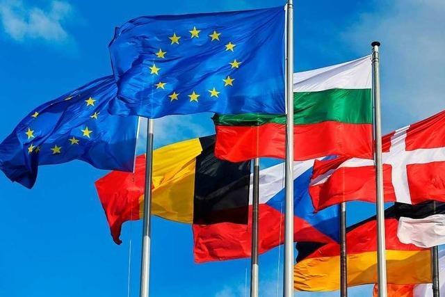 Wie gut kennen Sie die EU? Raten und gewinnen Sie!