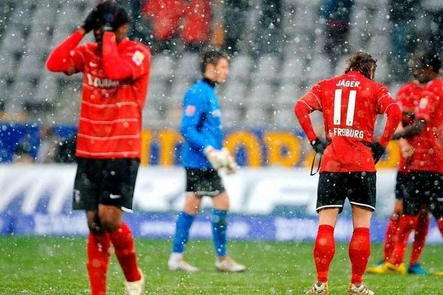 Fotos: SC Freiburg gegen Hannover 96 – die Historie in Bildern