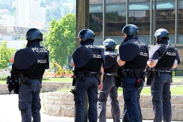 Mehr Polizisten im Land erst nach 2021