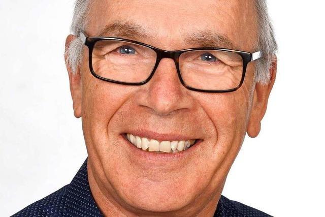 Jürgen Kuhnert (Schliengen-Mauchen)