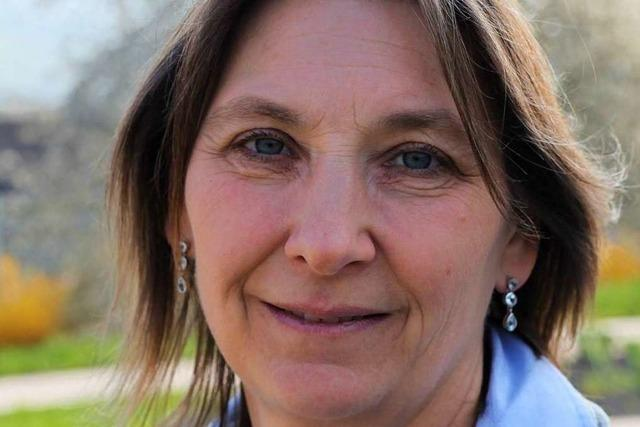 Claudia Schlumberger-Bernhart (Sulzburg)