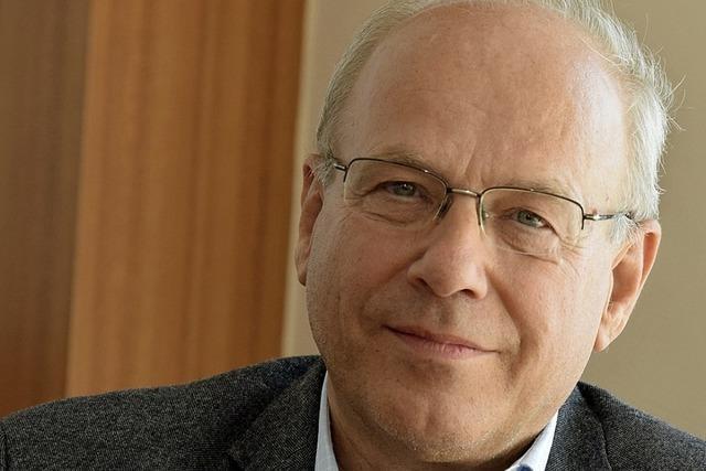 Jesuitenpater Klaus Mertes erhält die Ehrendoktorwürde
