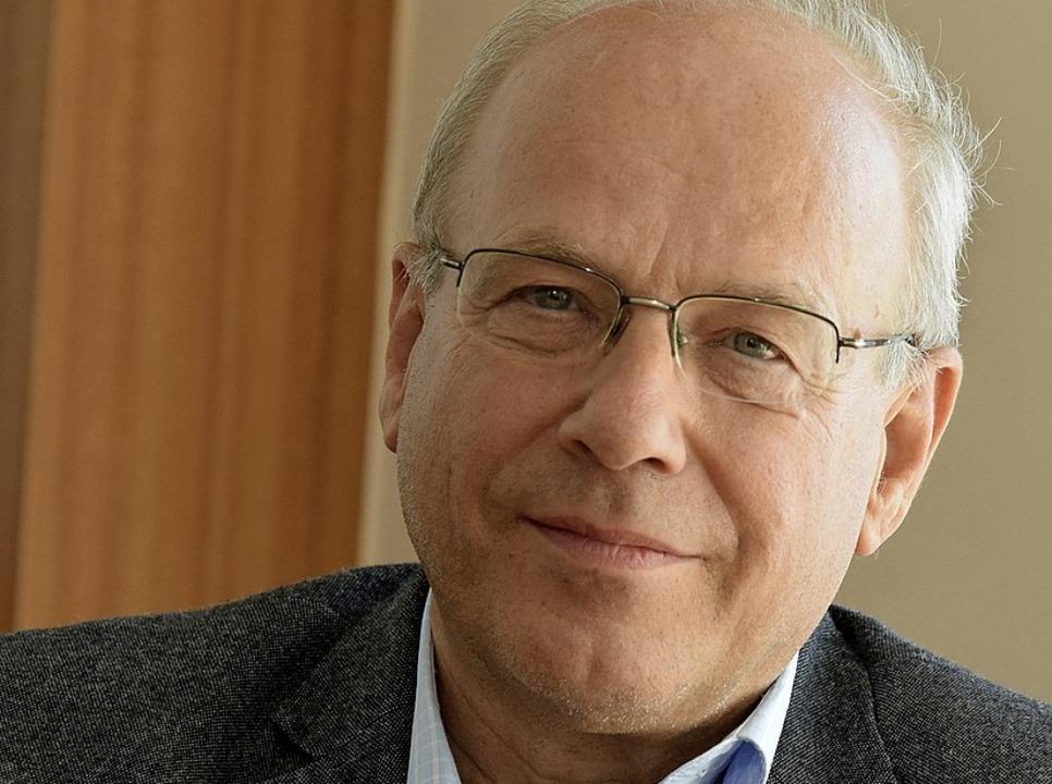 """Wer denkt, sexueller Missbrauch...chts verstanden"": Klaus Mertes.   | Foto:  NORBERT SCHÄFER"