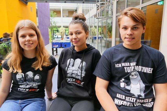 Nur drei Schüler schreiben das Französischabitur in Lahr