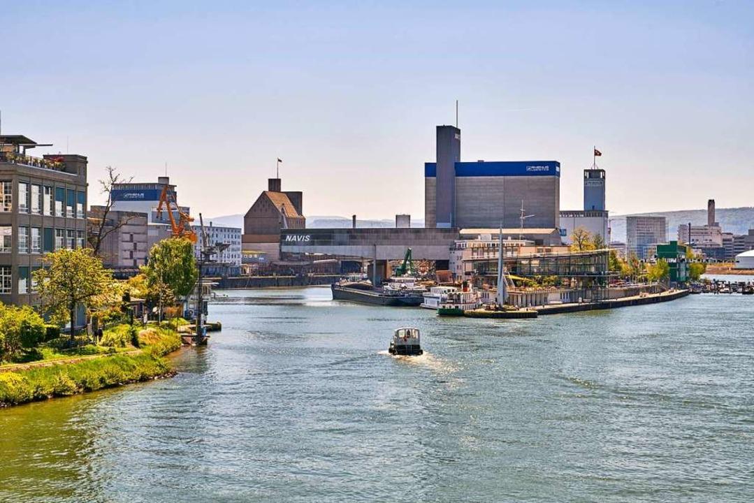 Das trinationale Stadtentwicklungsproj...onzentriert sich um das Dreiländereck.  | Foto: DANIEL SPEHR